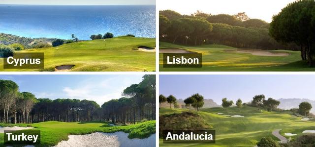 Destination Guides - Plan Your Next Golf Trip
